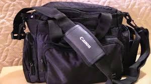 Обзор от покупателя на <b>Сумка</b> для видеокамер <b>Canon</b> SC-2000 ...