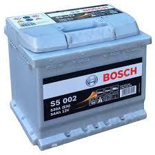 Автомобильный аккумулятор <b>Bosch</b> S5 002 (0 092 <b>S50</b> 020 ...
