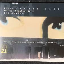 NEEME JARVI-<b>PART</b>: TABULA Rasa; Fratres; Symphony No.3 ...