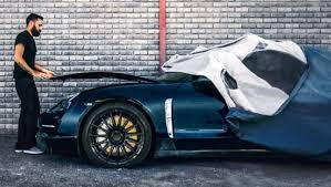 Миссия Е: <b>Porsche</b> Taycan и будущее <b>электромобилей</b>