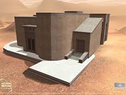 Star Wars GalaxiesGeneric House  Large
