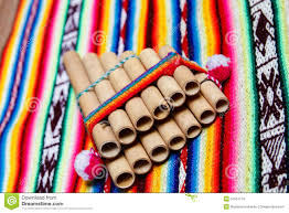 Resultado de imagem para sopros andinos zampoña).