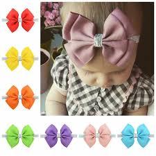 <b>20pcs</b> /<b>Lot</b> New Design <b>Kids Small</b> Cute <b>Bow</b> Tie Headband <b>Bow</b> ...