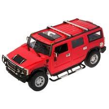 <b>Радиоуправляемая машинка MZ Model</b> Hummer H2 масштаб 1:14