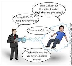 Image - 25454] | Mac vs PC | Know Your Meme via Relatably.com