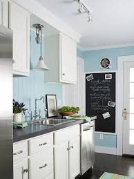 kitchen ornaments blue ideas simple classic cabinets
