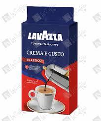Купить Молотый <b>кофе Lavazza Crema e</b> Gusto, 250 гр. по цене ...