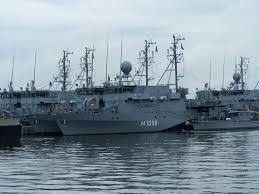Ensdorf-class minesweeper