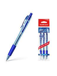 <b>Ручка</b> шариковая автоматическая <b>ErichKrause</b> JOY Original, цвет ...