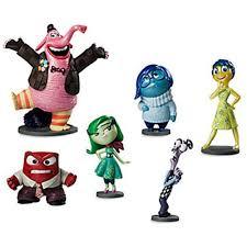 Disney <b>Игровой набор</b> с фигурками Головоломка Pixar <b>Inside Out</b> ...
