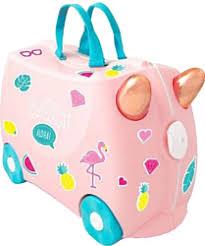 <b>Trunki Фламинго Флосси</b> (розовый) купить чемодан недорого в ...