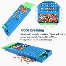 Kids Maths Toy <b>Family</b> Parent Child Interactive Toy <b>Mastermind</b> ...