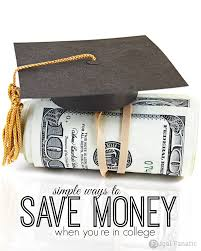 5 college money saving tips the rising cost of college tuition and other expenses of furthering your education it is
