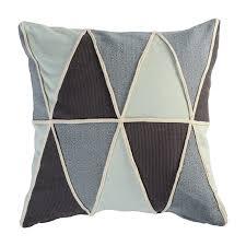<b>Подушка декоративная</b> Triangles play из коллекции <b>Ethnic</b>, 45х45 ...