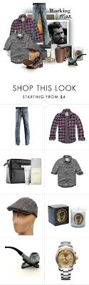 alex a f greeter at nyc fifth avenue store abercrombie working man by bluelake 10084 liked on polyvore featuring hollister co issey