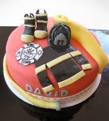 Firefighter Cupcake Decorations 17 Best Images About Firefighter Cakes And Treats On Pinterest