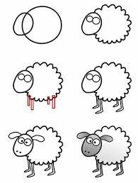 Resultado de imagem para desenhar animais animados