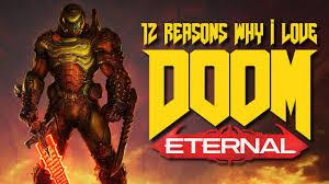 12 Reasons Why <b>I Love DOOM</b> ETERNAL - YouTube