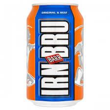 Отзывы о <b>Напиток газированный IRN BRU</b>