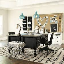 1000 images about home office ideas on pinterest home office offices and beautiful homes black and white home office