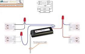 ballast wiring schematic ballast wiring diagrams