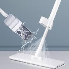Spray Magic <b>Automatic Spin Mop</b> Avoid Hand Washing Ultrafine ...