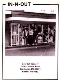have geek will travel page 13 it reminded me of the corner grocery store i worked at back in high school in southaven ms called in n out which actually sounds much more like a store