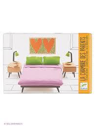 """<b>Мебель</b> для <b>кукольного</b> дома """"Спальня родителей"""" DJECO ..."""