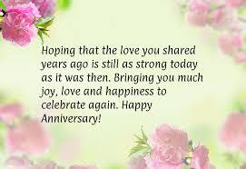 Wedding anniversary wishes for parents pictures ~ Toptenpack.com via Relatably.com