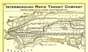 「Interborough Rapid Transit Company (IRT)」の画像検索結果