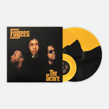The <b>Fugees 'The</b> Score' - Vinyl Me, Please