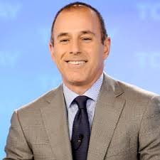 Matt Lauer Peter Kramer/NBC. What's with the mass exodus at the Today show? - 300.lauer.lc.040611