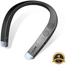 <b>Neckband</b> Wearable <b>Speaker</b>,LIUHE <b>Wireless</b> Bluetooth <b>Speaker</b> ...