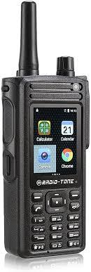 Radio-tone RT4 <b>4G LTE</b> Android 6.0 <b>Walkie Talkie</b> Wifi: Amazon.co ...