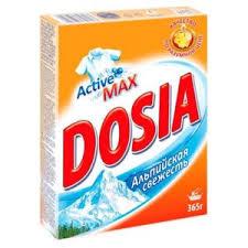 <b>Стиральный порошок DOSIA Автомат</b> ActiveMAX Против пятен ...