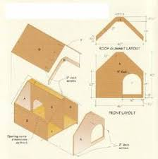 Dog house plans  Dog houses and Free dogs on PinterestFree Large Dog House Plans