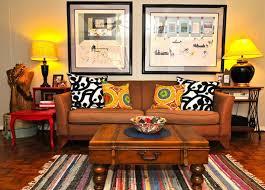 boho chic living room bohemian style living room