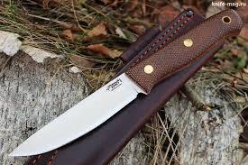 Купить <b>нож Туристический нож</b> Росомаха D2, накладки micarta ...