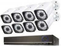 <b>Ivue</b> 4MP IPC-B8 – купить <b>комплект видеонаблюдения</b>, сравнение ...