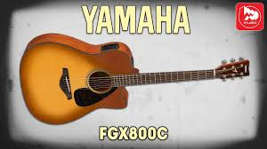 <b>YAMAHA</b> FGX800C <b>электроакустическая</b> версия популярной ...