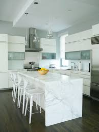 calacatta marble kitchen waterfall: calacatta marble what is the difference