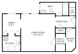 Lasco Properties Apartments For Rent in Minneapolis  MN Floor PlansLasco Properties Apartments in Minneapolis  MN Studio Floor Plan