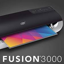 GBC Thermal Laminator Machine, Fusion 3000L, 12 ... - Amazon.com