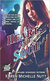 Heart and <b>Soul</b> (<b>Rock Star</b> Romance): Amazon.co.uk: Nutt, Karen ...