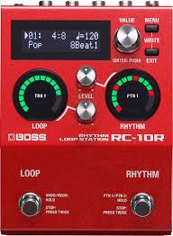 Купить <b>BOSS RC</b>-<b>10R</b> - <b>педаль эффектов</b> для гитары в Нижнем ...