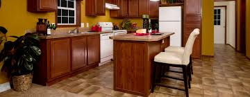 Mobile Home Kitchen Isabella Village Manufactured Home Community Mt Pleasant Michigan