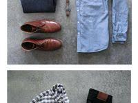Базовый гардероб: лучшие изображения (96) | <b>Мужской</b> стиль ...