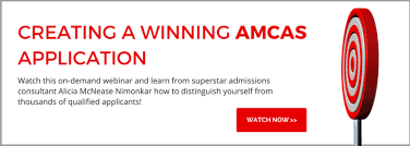 tips for your amcas activities sectioncreate a winning amcas application   watch the webinar now