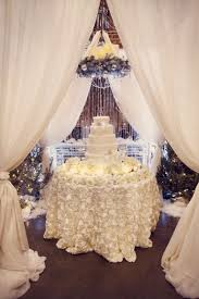 Cake Table Decoration Ideas For Wedding Cake Table Decor Spectacular Wedding Cake