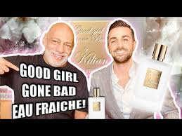 NEW <b>GOOD</b> GIRL GONE BAD <b>BY KILIAN</b> EAU FRAICHE with Steve ...